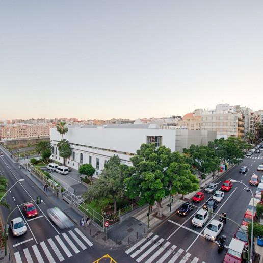 Centro Sociosanitario Santa Cruz